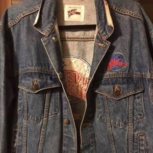 Planet Hollywood Beverly Hills Jean Jacket